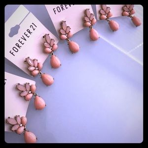 Set of four (4) bridesmaid earrings ✨